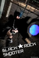 Black Rock Shooter: Cover by Ototsuki