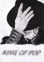 King of Pop by MeryHeartless
