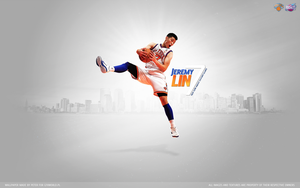 Jeremy Lin Wallpaper by peter0512