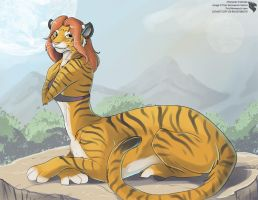 Anthro Calender 2014 - September by Ulario