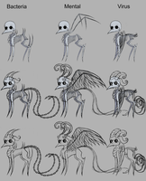 Skeletons by Trilled-Llama