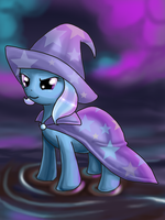 The Great and Powerful FIlly by Deathdog3000
