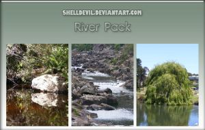 River Pack 5 by shelldevil