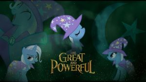 The Great and Powerful by NicolasDominique