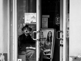 Chaplin Lives by InayatShah