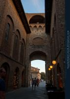 Tuscan Architecture 03 by kuschelirmel-stock