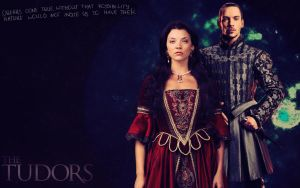 The Tudors by SerenaSerlene