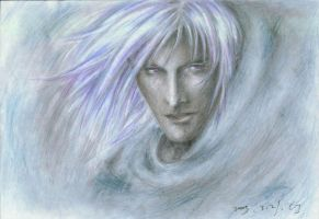 Drizzt Do'Urden by ainarian