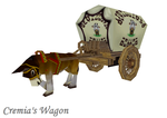 Cremia's Wagon (Fully Fixed) by Dewani90
