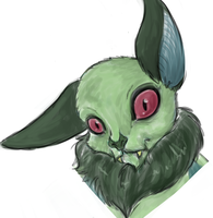 Mutant korbat by Kiwion