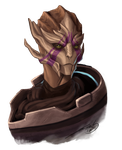 Vetra by DrawWithLaura