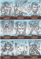 Ironman 2 Sketchcards.03 by RyanKinnaird