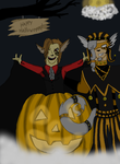 happy halloween!! 2014 by stormgurl101