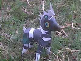 blitzle papercraft by turtwigcuTey