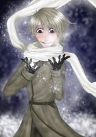 APH - First Snow by HugMonster341