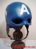 Captain America Helmet_05 by raultumba