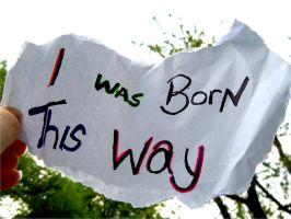 Born This Way by Atom001