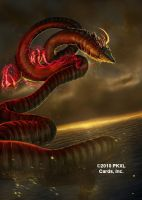 Tiamat by Brollonks
