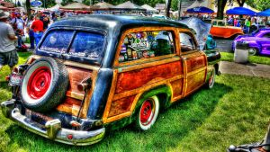 Classic Cars 7 HDR'd by simpspin