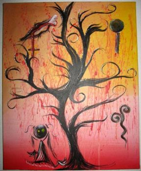 The Giving Tree by heatherbeebe