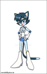 commission - Sailor Cat by Rosvo