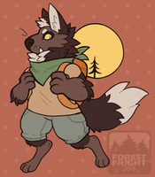 happy camper by ForestFright