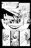 DC Bad Girls sample page 1 by mannieboy