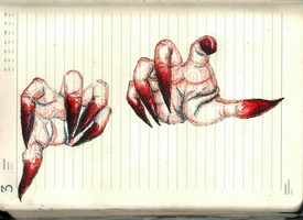 Hands from anything by Dignare