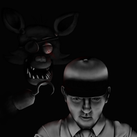 I'm Not Ready For Freddy by Mr-Haxorus