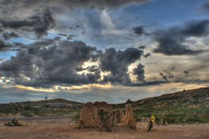 Terlingua HDR by phlezk