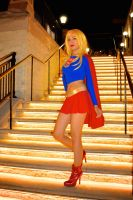 Supergirl by MomoKurumi