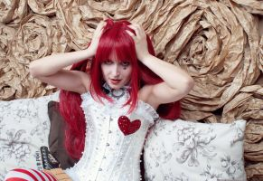 Anett Frozen as Emilie Autumn by anettfrozen