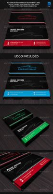 Carbon Automotive Business Card by aykutfiliz