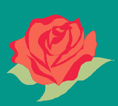 Day 21: Rose by LighteRain