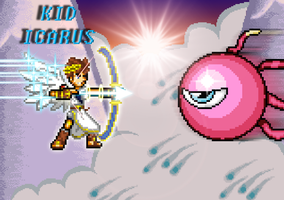 Kid Icarus: Uprising by Shadow624