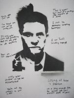Fight Club Stencil by earwig20