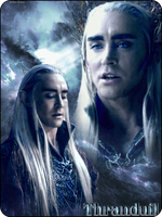 Thranduil King of Mirkwood by LadyCyrenius