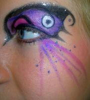 pink and purple design by nicolec1986
