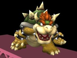 Bowser Wants Someone To Love by silverhammerbro