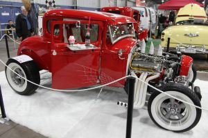 1930 Ford Coupe by Maeve09