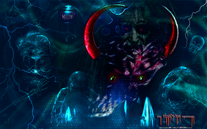 HELLOWEEN: THE INSIDIOUS NIGHTMARE by CSuk-1T