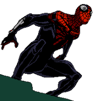 Superior Spiderman Pixelated by Potemkill