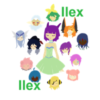 PP: Team Ilex by tanachi