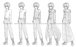 Kye Fenrir Abendroth - outfit layers by serenitymyst