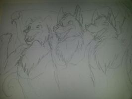 Friends on World Cup - WIP by KoutaOni