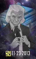 1stdoctor-illustration V2 by XIXO7
