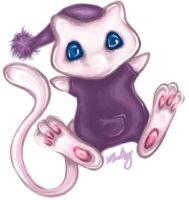 .::Mew In Pajamas::. by jesussuperstar