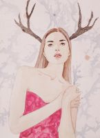 the antler by NumberOneFabbi