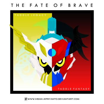 The Fate of Brave by Ihsan-Apriyanto