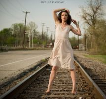 bare feet and rails by Tommy8250